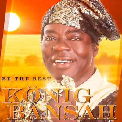 """""""Be the Best"""" – der neue WM-Song-2014 von KÖNIG BANSAH"""