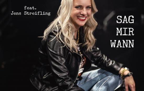 """Sag mir wann"" PETRA WILLIAMS feat. Jens Streifling"