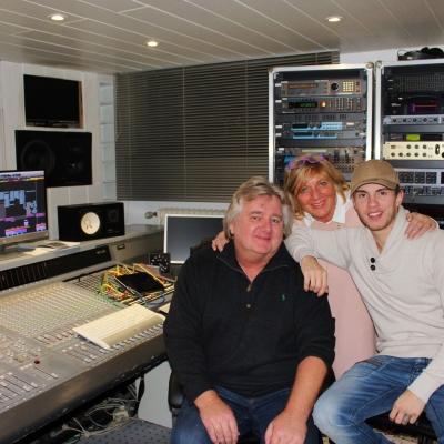 """""""Spiegel TV Magazin"""" im Sound Studio Saar"""