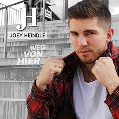 """""""Weg von hier"""" Joey Heindle"""
