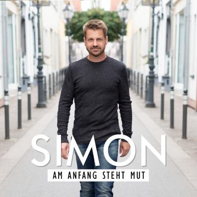 """Am Anfang steht Mut"" SIMON"