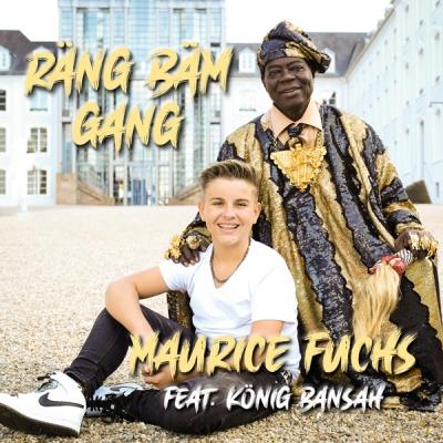 """RÄNG BÄM GANG"" Maurice Fuchs feat. König Bansah"