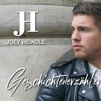"""Geschichtenerzähler"" Joey Heindle"